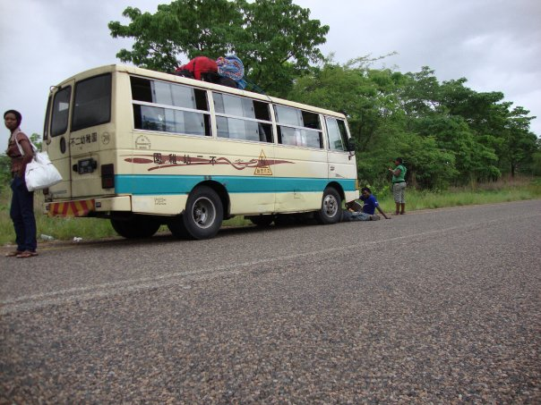 Mozambique Bus